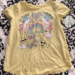 Cute unicorn tshirt